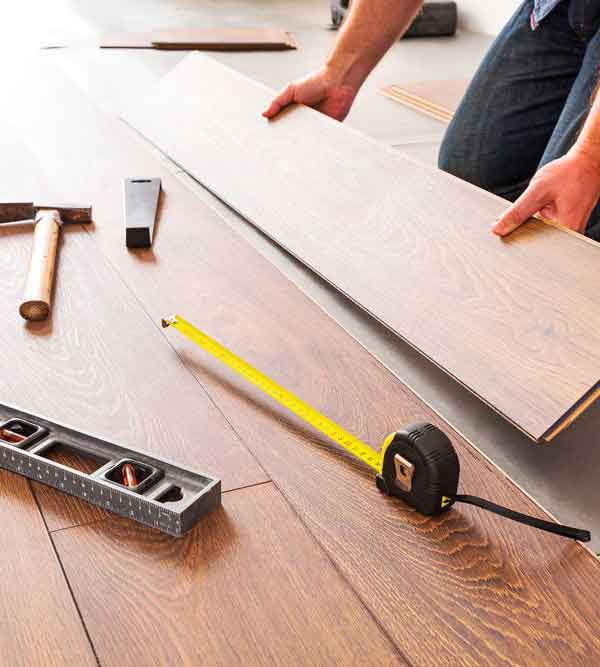 Cave Creek Flooring Repair Installation